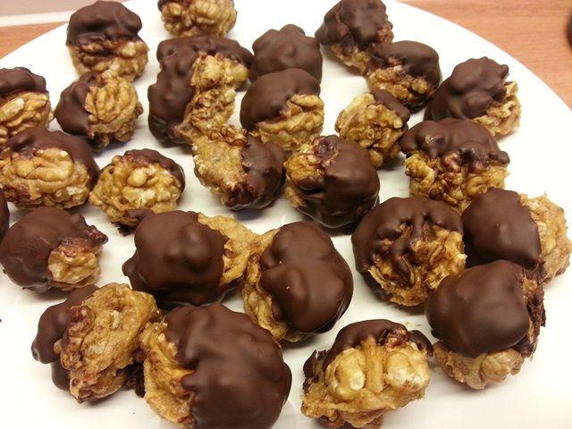 Gevulde walnoten - Het Paleo Principe - zo fit als een oermens met Evert Berkelaar - Sinds 2008
