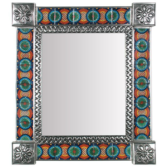 17 Best Images About Mexican Wall Mirrors Metal Wood