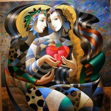 Maher Art Gallery: Oleg Zhivetin