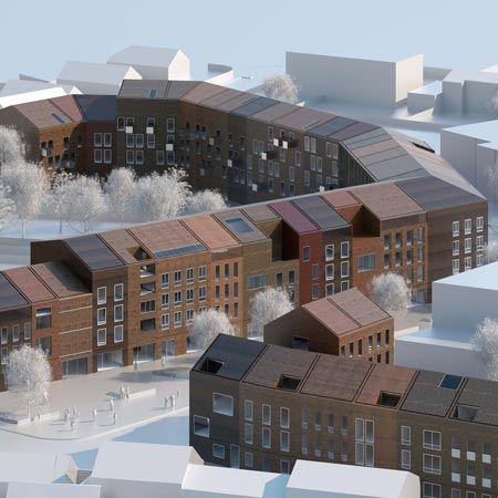 117 Housing Units | LAN Architecture