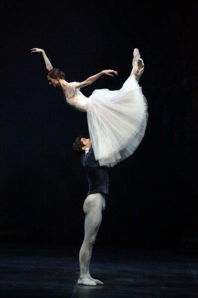 Giselle, Roberto Bolle & Svetlana Zhakarova