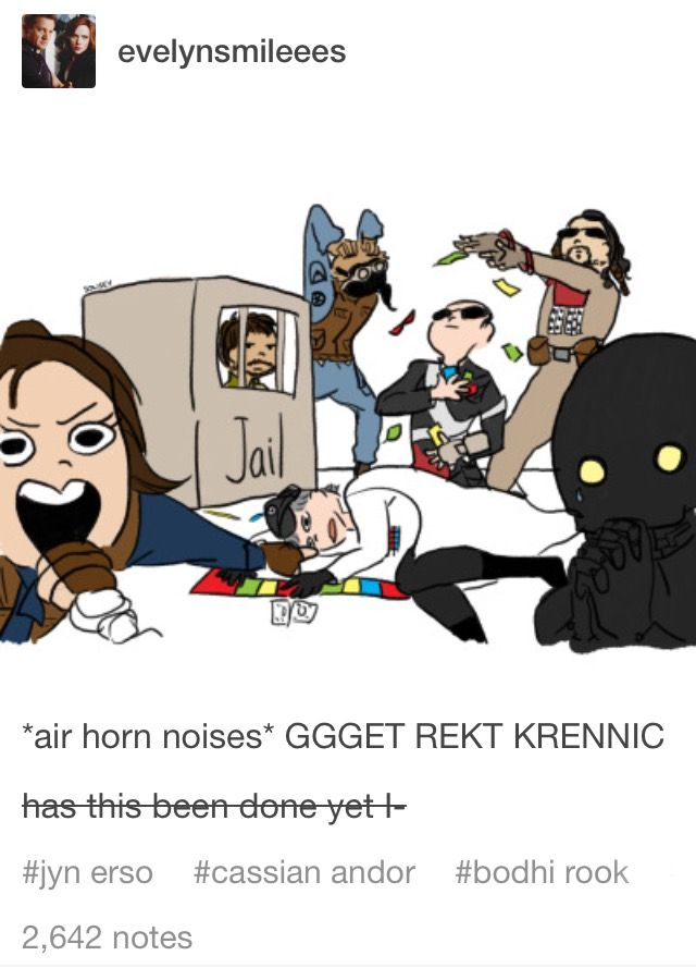 """The """"Characters After Playing Monopoly"""" fan art meme is possibly my favorite meme of all."""