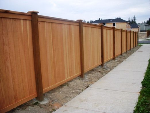 chain link picket fences privacy fences garden fences wood fences fence pinterest wood privacy fence fenced garden and woodu2026