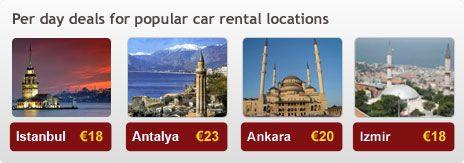 Best Car Rental Service in Turkey