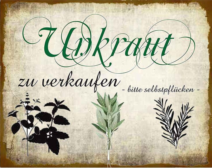 """""""Dieses Haus is mein und doch nicht mein..."""" Metallschild / Blechschild / Dekoschild / Wandschild / wetterfest / Innenbereich / Außenbereich /Motivation/ Vintage: Amazon.de: Küche & Haushalt"""