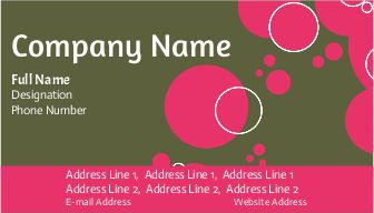 Creative Business Visiting Card Printing | Business Cards Online ...