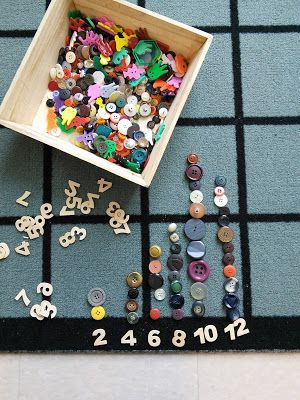 Thinking and Learning in Room 122- growing patterns in kindergarten; skip counting