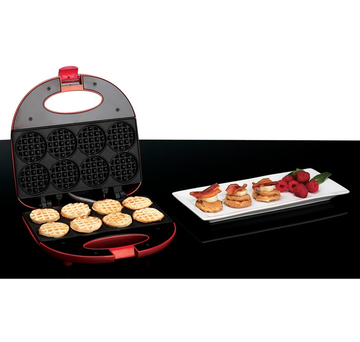 Buy Deni Electric Mini Waffle Maker Kitchen Gadgets