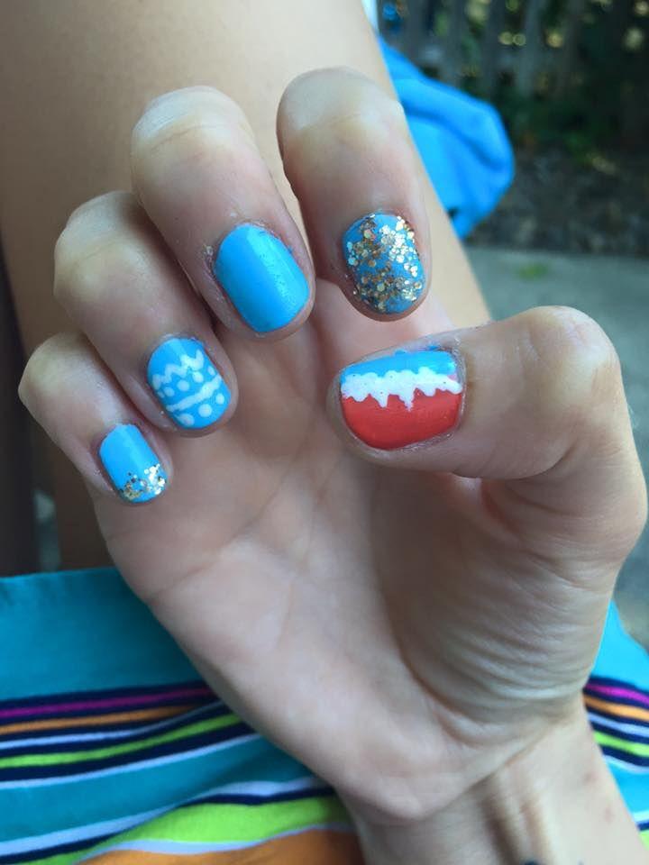 Best 20 nail art at home ideas on pinterest designs - Easy nail art designs at home videos ...