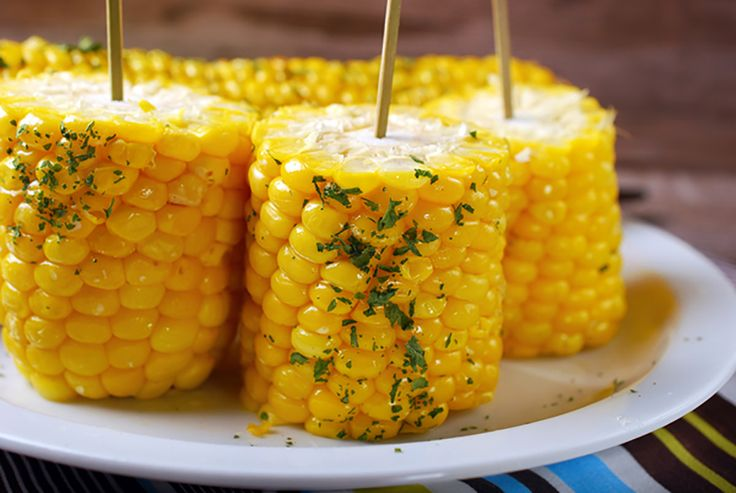 Never Boil Your Corn Again - Make It Like This Instead in the Crockpot for 2.5 to 3 hours!  Easy!