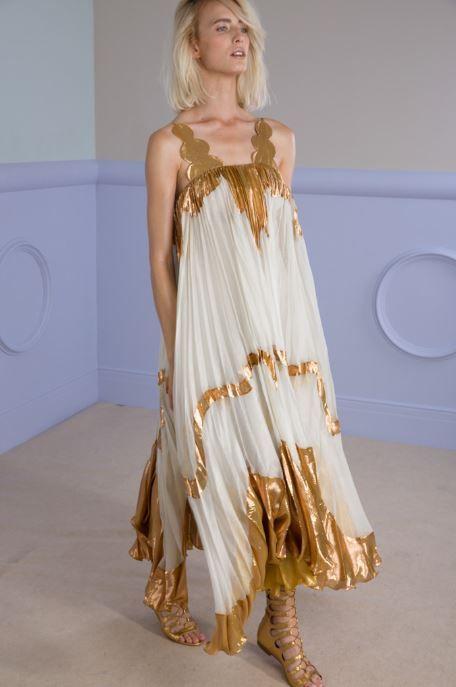 RAGA midi dress