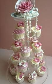 cup cakes display stand - Buscar con Google