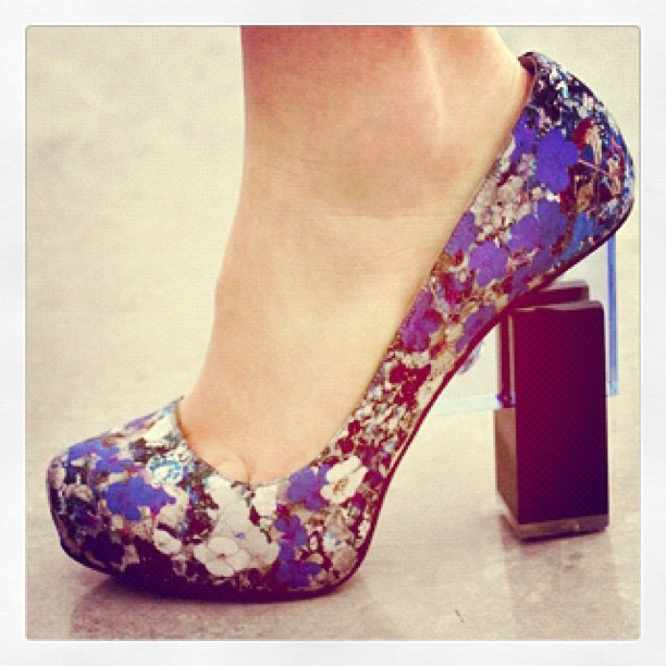 Check out these fab Nicholas #Kirkwood Perspex heeled shoes! - @pushitmagazine- #webstagram