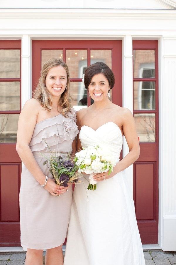 Lela Rose bridemaid dress