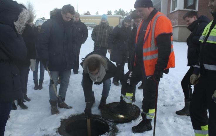 På jakt etter bekker: Oslo Elveforums grupper under Forskningscampen 2012