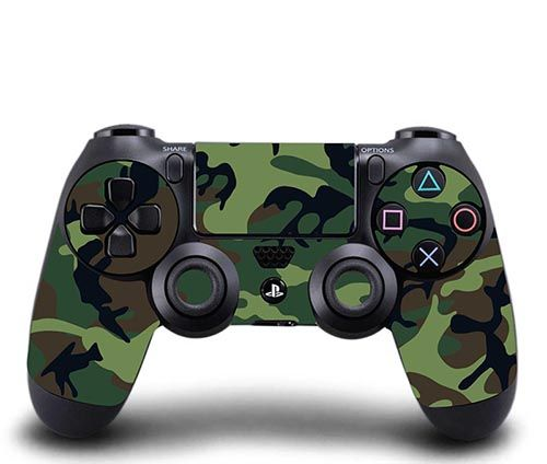 SKIN SONY PS4 CONTROLLER - ACU CAMO
