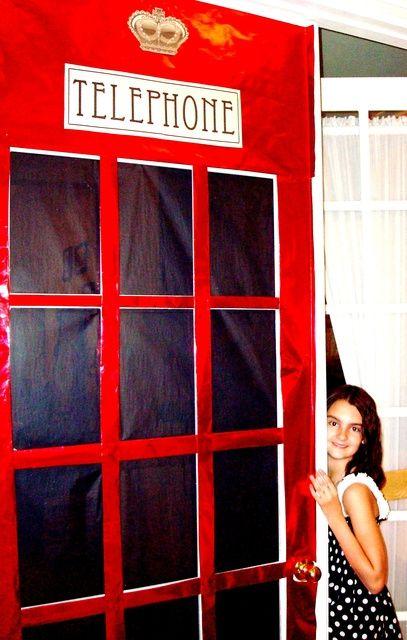 Photo 1 of 12: British Birthday / Birthday Madisons 11th Birthday   Catch My Party