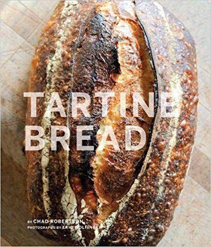Best Bread Books 2019 Tartine Bread: Chad Robertson, Eric Wolfinger: 0789542466726