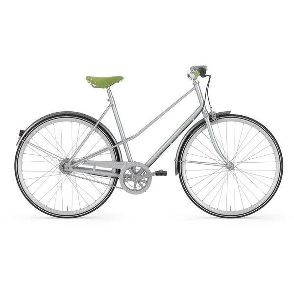 Gazelle Van Stael Womens 2017 - Gazelle - Brands - Bikes - Velorution