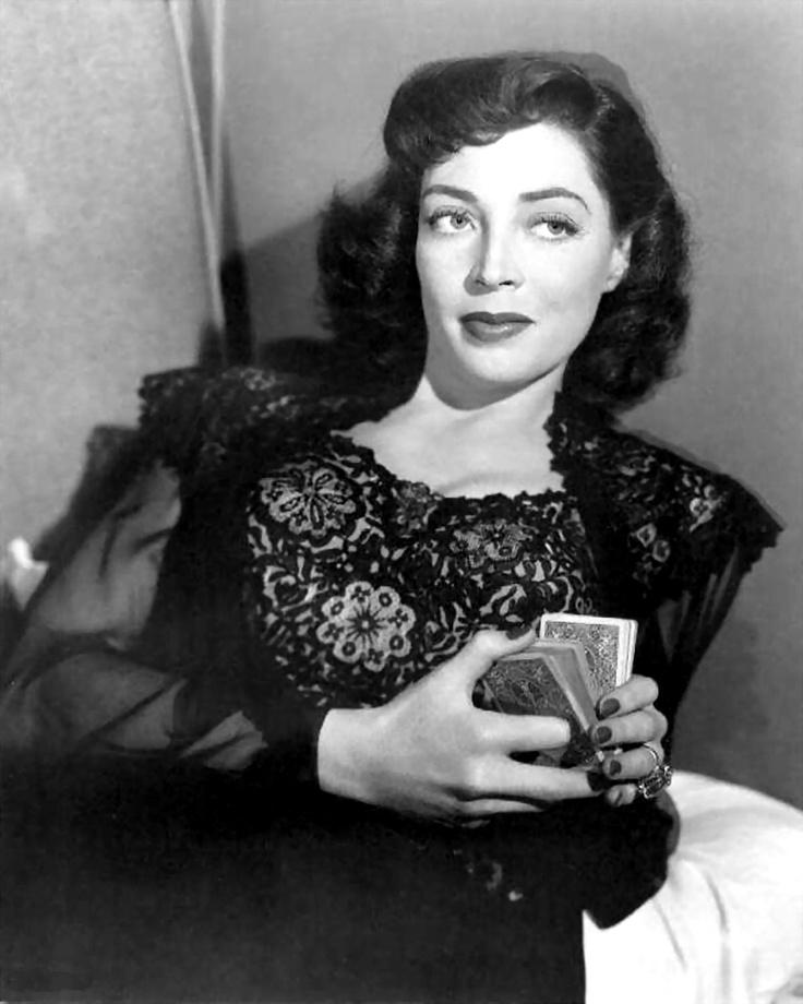 Marie Windsor -The Narrow Margin -1952 - Classic Film Noir