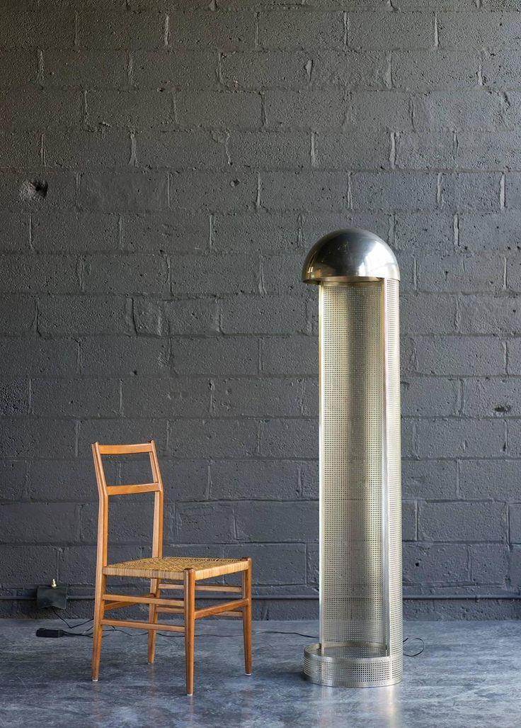 Koloman Moser Floor Lamp