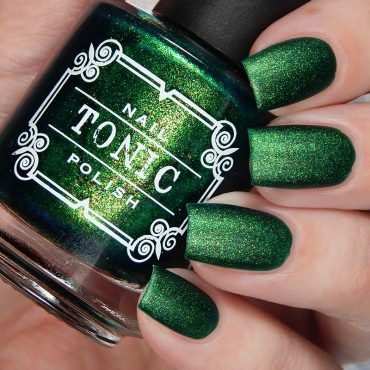 Tonic Nagellack Holiday 2018 Kollektion – Get my nails did!