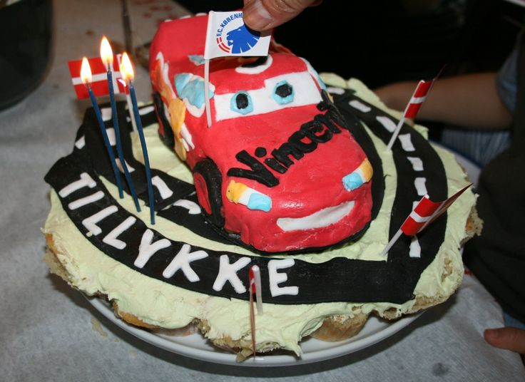 Moana Happy Rd Birthday Cake