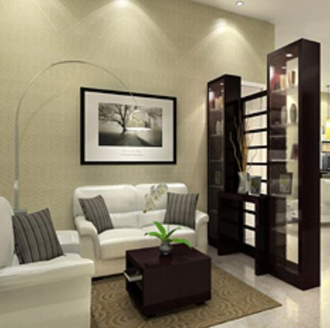 Desain Interior Rumah Kecil Minimalis  Dambaan  Living room decor Home interior design dan