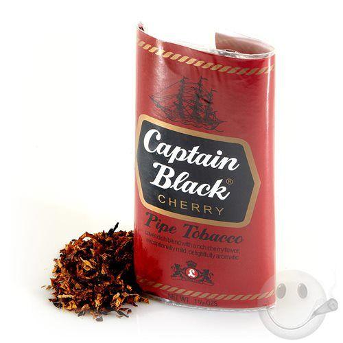 Captain Black Cherry Pipe Tobacco $7.00
