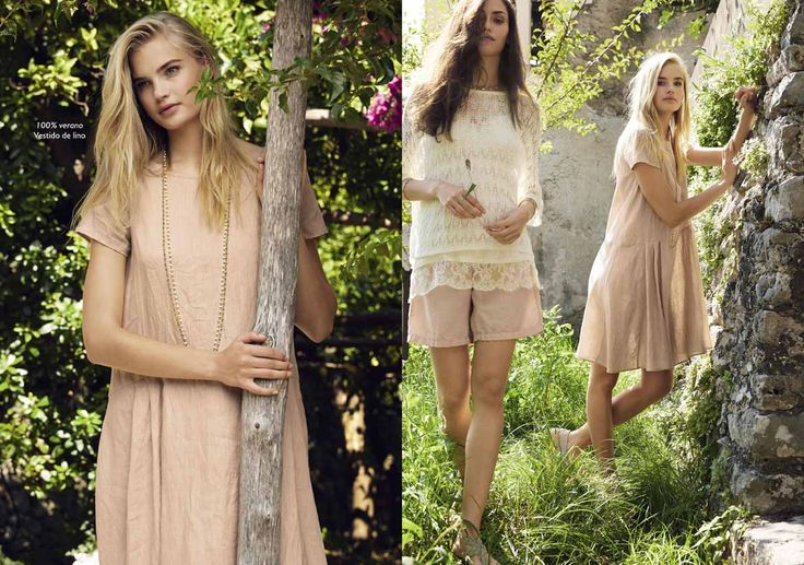 Catalogo Mujer Benetton verano 2015 14