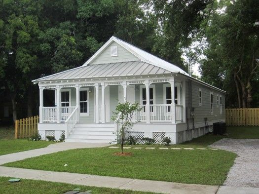 1000 images about let 39 s get small cottages and pocket Prefab shotgun house