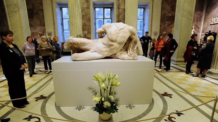The British Museum plunged itself into a geopolitical tempest with the loan of one of the famous Elgin marbles of Greece to the Hermitage.