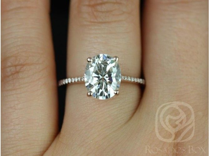 blake white gold oval fb moissanite and diamonds by rosadosbox eh id sell my soul for this oops i pinned it again silly me - Where Can I Sell My Wedding Ring