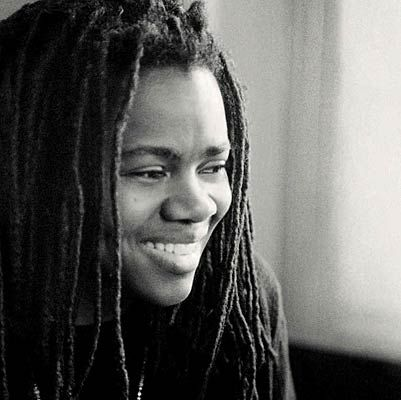 ..all you have is your soul. LOVE tracy chapman <3