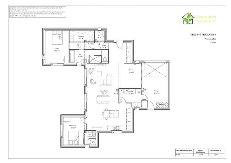 885 best images about plans de maisons on pinterest for Mon plan de maison parfait