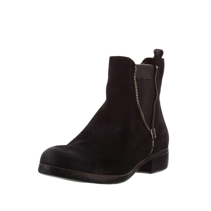 REPLAY Damen Chelsea Boots, Leder