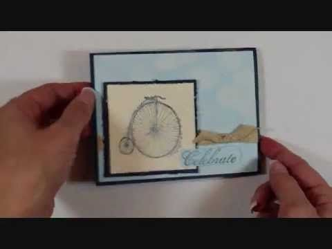 Feeling Sentimental Video- Stampin' Up!
