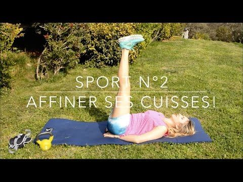 The 25 best ideas about affiner ses jambes on pinterest for Exercice muscler interieur cuisses