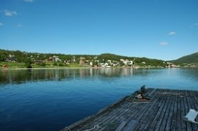Gibostad, Senja. My home town in northern Norway.