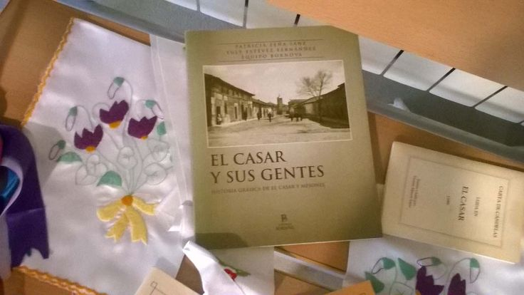Los alumnos del centro también celebrerarón la fiesta de Las Candelas.