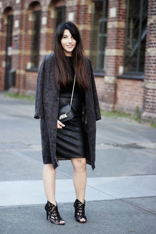 Outfit | MBFWA Look 1