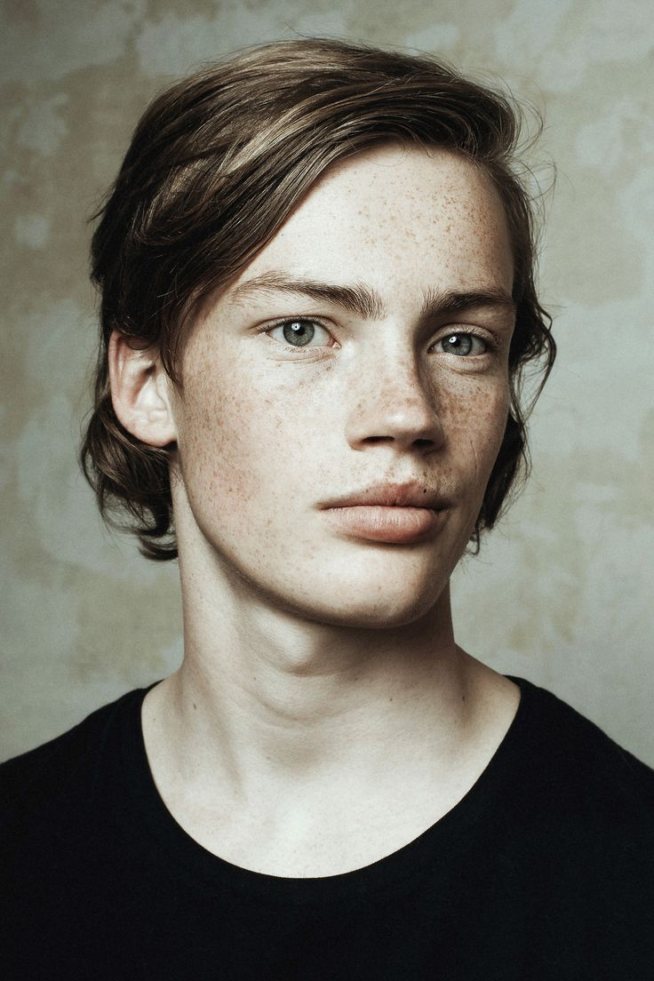 Strange Foreign Beauty : Photo (Those freckles are adorable)