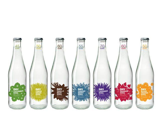 DRY Soda: Dry Sodas, Gourmet Food, Fun Recipes, Mixed Dry, Packagingproduct Design, Multi 12Pack, Fun Ideas, Sodas Multi, Multi 12 Packs