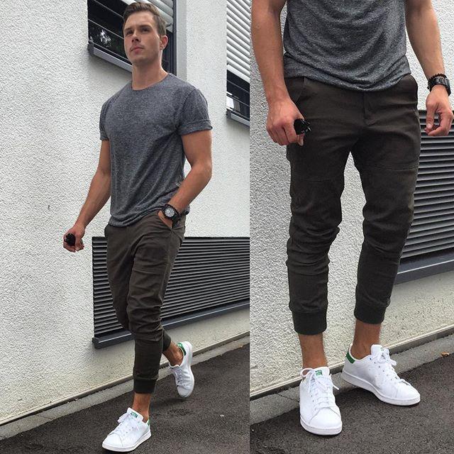 Men's Summer Style Inspiration! Follow rickysturn/mens-casual
