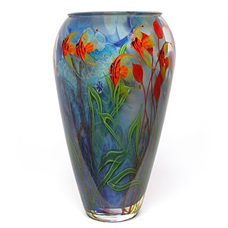 mayauel ward gekleurde vazen vazen gekleurd glas