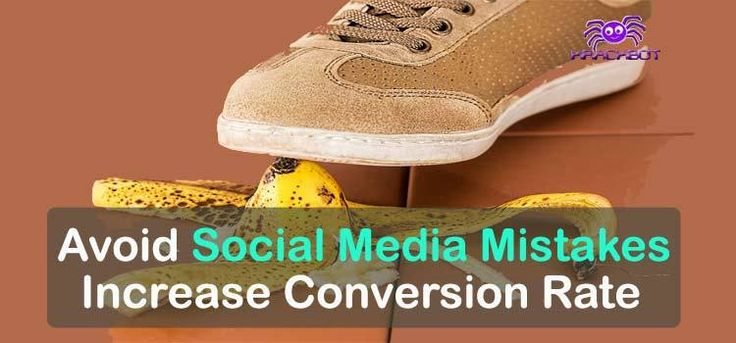 Wondering why there is relatively low conversion rate after rigorous marketing on different social media networks. I have committed a good number of social media mistakes and so you should avoid do…