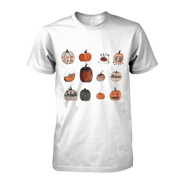 Cute Halloween Cream T shirt