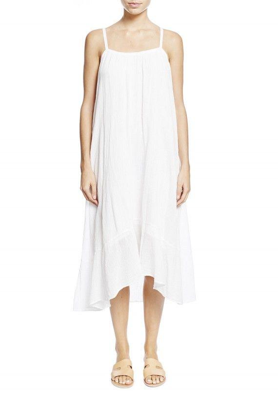 Xirena | Dru Midi Dress | WWW.TUCHUZY.COM