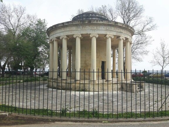 Corfu square