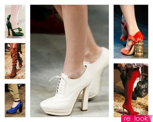 Тренды 2015: модные сапоги осень-зима